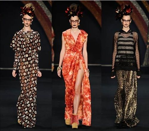 Fashion Rio: desfiles primeiro dia