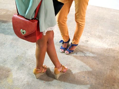 Coincidência fashion: quatro tendências em dois looks