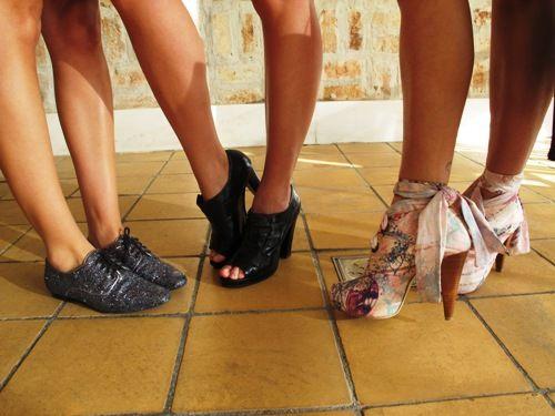Moda dos corredores