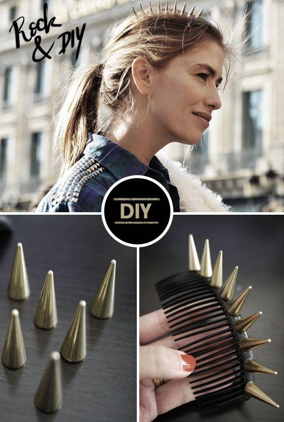 DIY – Pente de spikes
