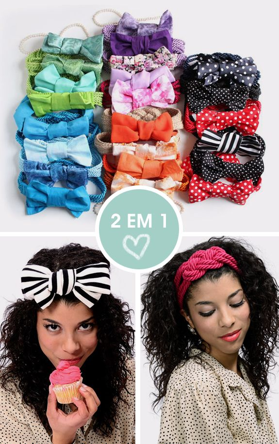 Headbands da Little Fille ♥