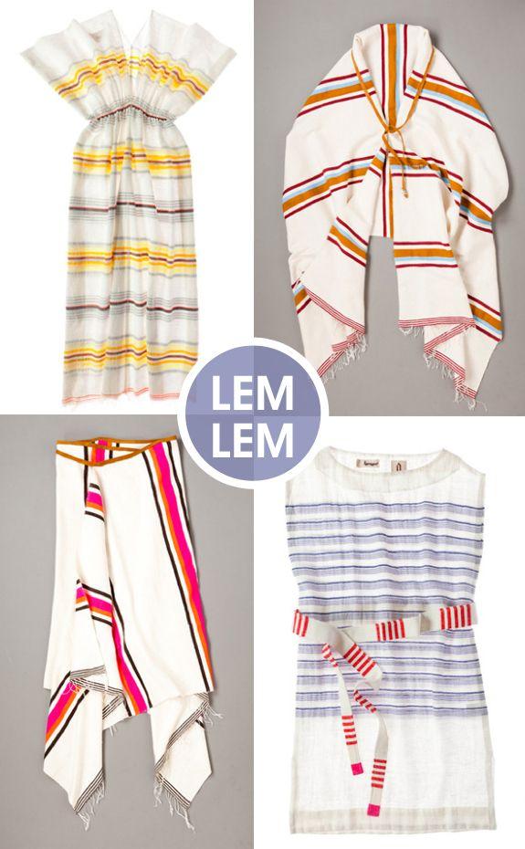 Etnia cool & chic da LemLem