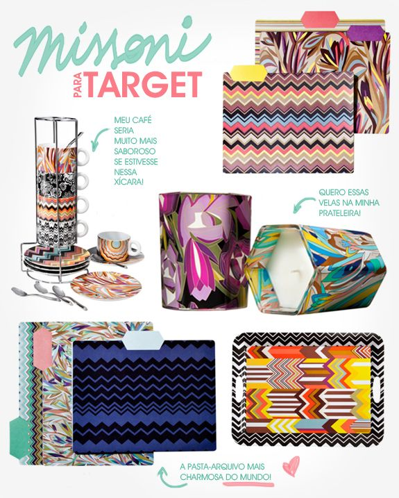 Missoni para Target