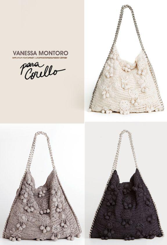 Vanessa Montoro para Corello