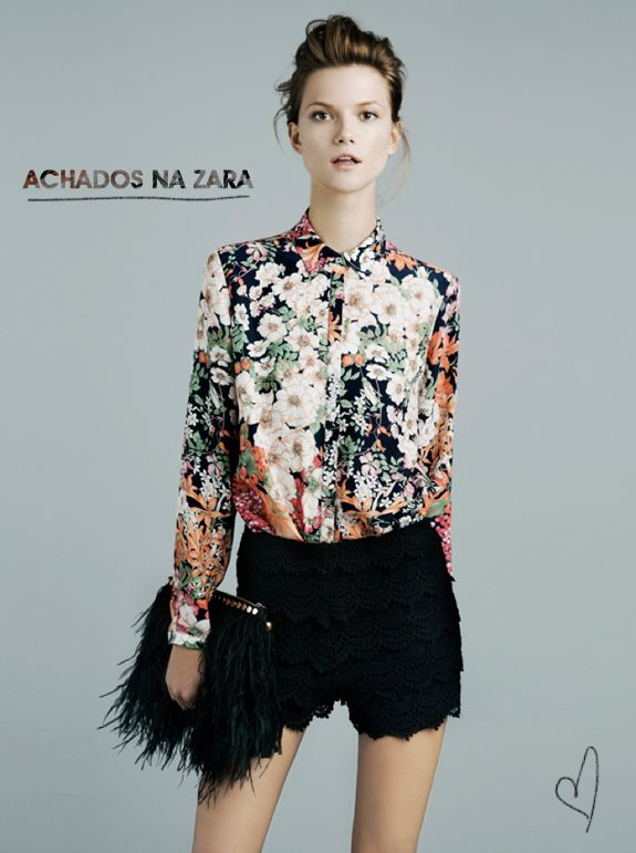 Mix & Match na Zara
