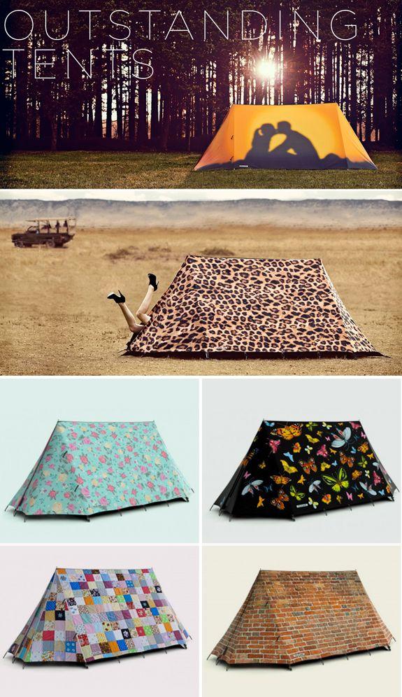 Camping com estilo