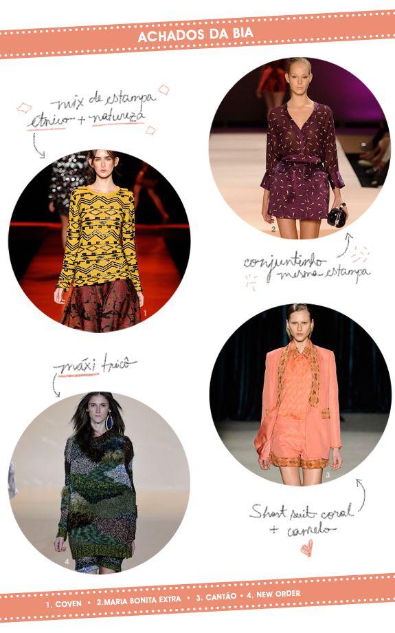 Amores do Fashion Rio ♥
