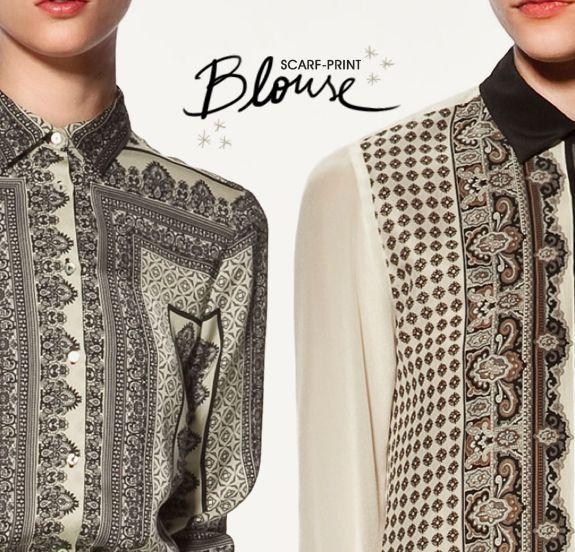 Versace fever: estampas de lenço