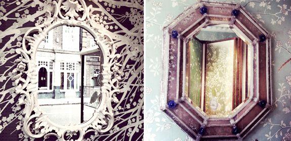 Achado de décor: papéis de parede