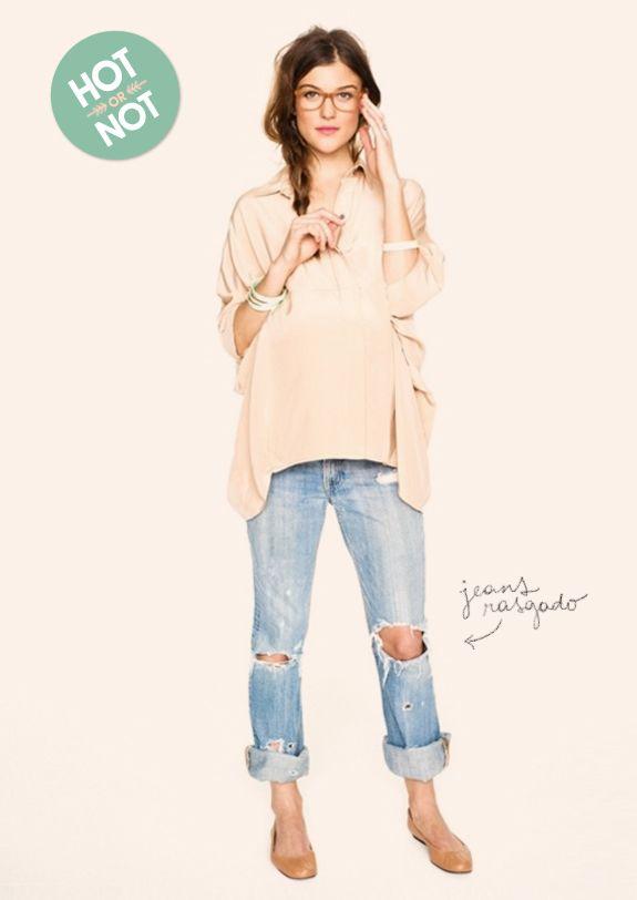 Jeans Rasgado: Hot or Not?