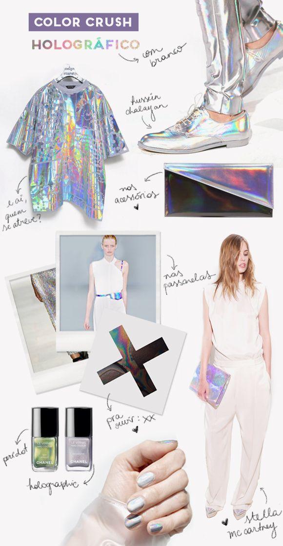 Holographic / Holográfico