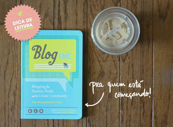 Dica de leitura: Blog Inc.