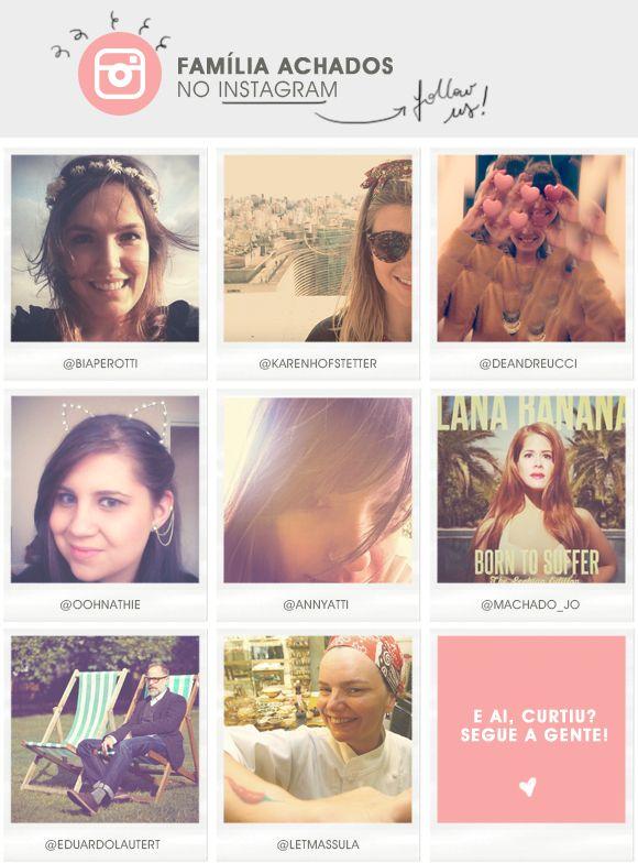 Achados da Bia | Quem seguir no Instagram