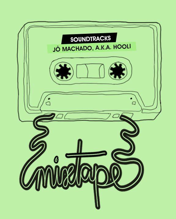 Achados da Bia | Friday Mixtape - Soundtracks | Jo Machado