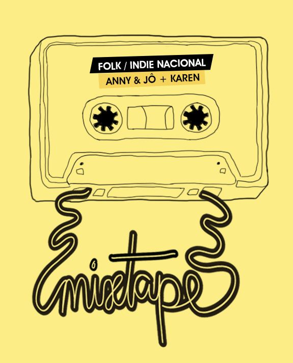 Achados da Bia| Friday Mixtape | Artistas brasileiros | Indie