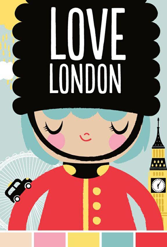 Inspiração do Dia | Viagem Londres