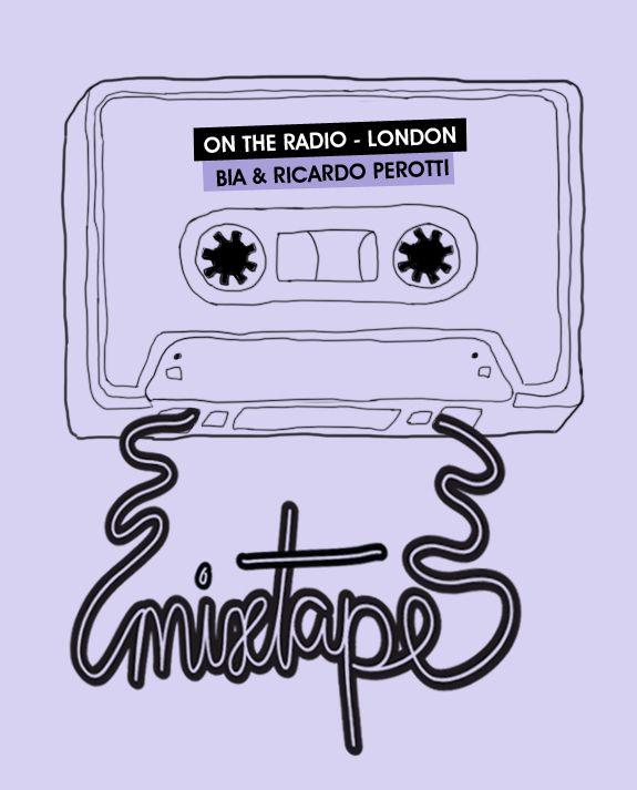Achados da Bia | Friday Mixtape | Nas rádios de Londres