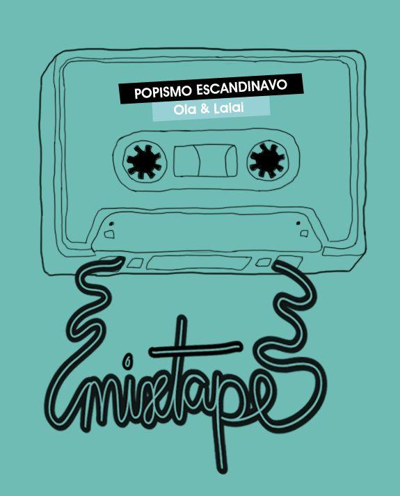 Achados da Bia | Friday Mixtape | Popismo Escandinavo | Ola Lalai