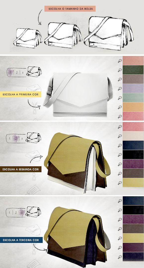 Achados da Bia | Moda | Acessórios | Bolsas customizadas | Guarda Mundo