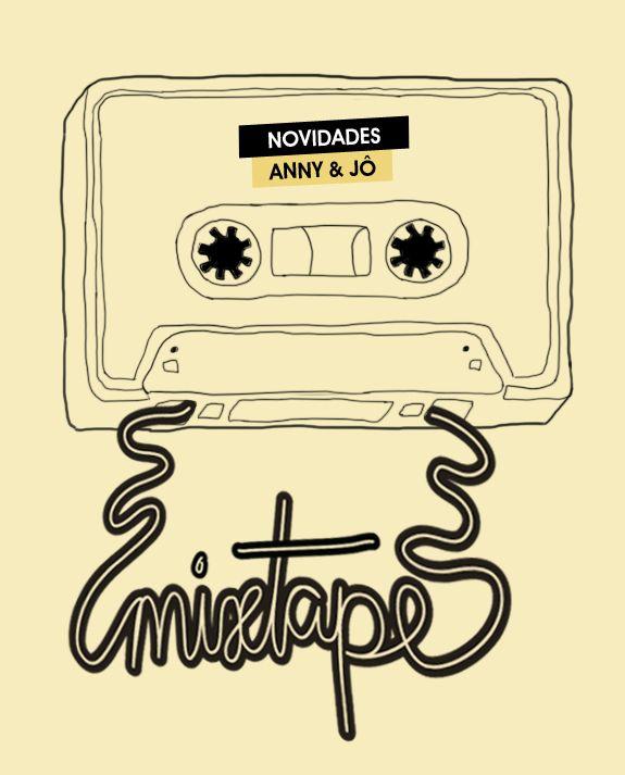 Achados da Bia | Friday Mixtape | Novidades | Nos fones de ouvido