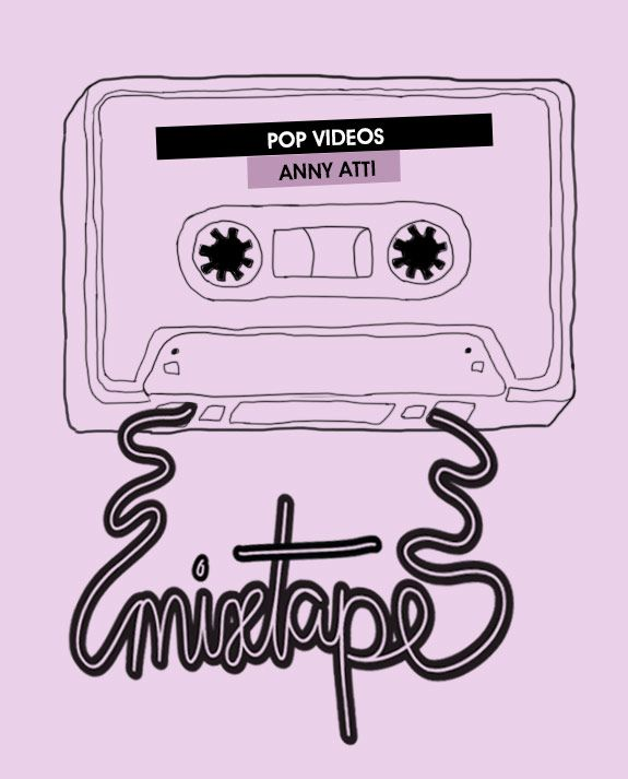 Achados da Bia | Friday mixtape | Videotape | Clipes | Pop | Anny Atti