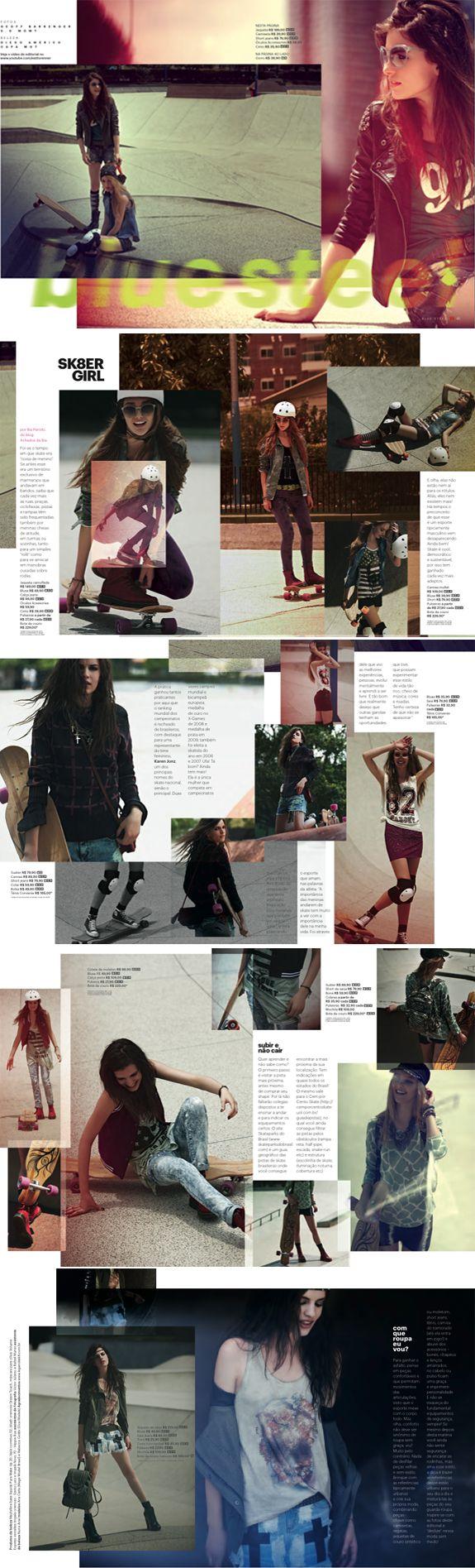 Achados da Bia | Renner | Skate | Inverno 2013