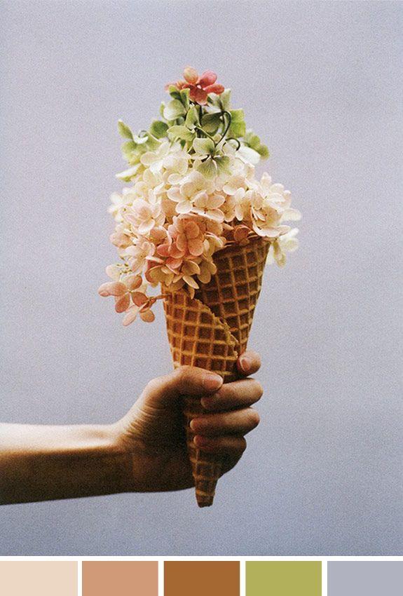 Achados da Bia | Inspiração do Dia | Buque de flores