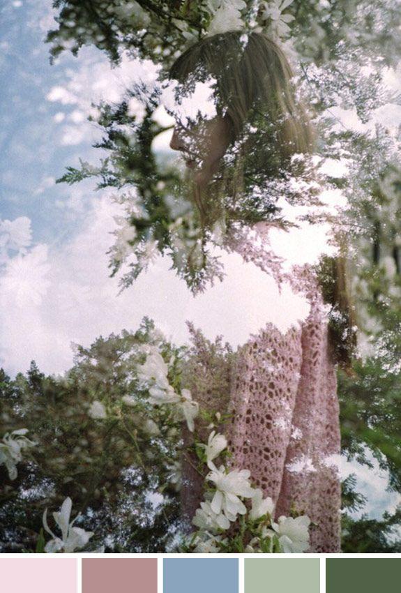 Achados da Bia | Inspiração do Dia | Duomatic | Dupla exposição | Fotografia