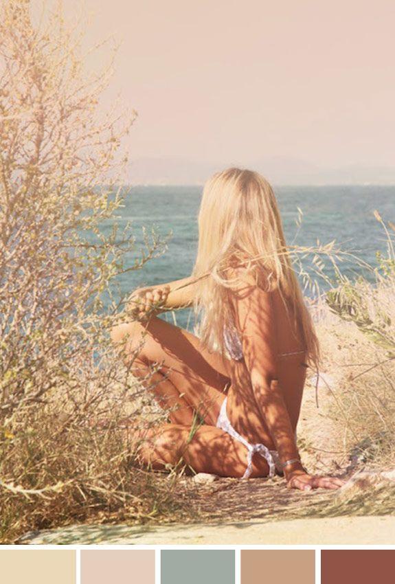 Achados da Bia | Inspiração do Dia | Praia