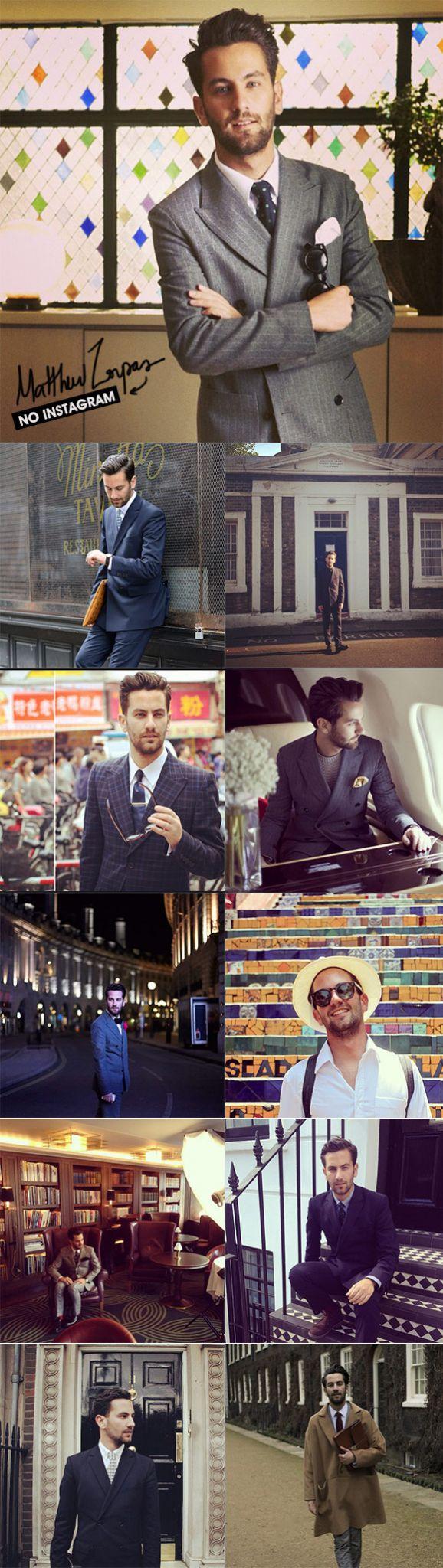 Achados da Bia | Moda Masculina | Eduardo Lautert | Quem seguir no instagram | Matthew Zorpas
