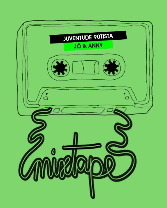 Achados da Bia | Friday Mixtape | Anos 90