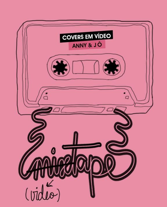 Achados da Bia | Friday Mixtape Videotape | Covers