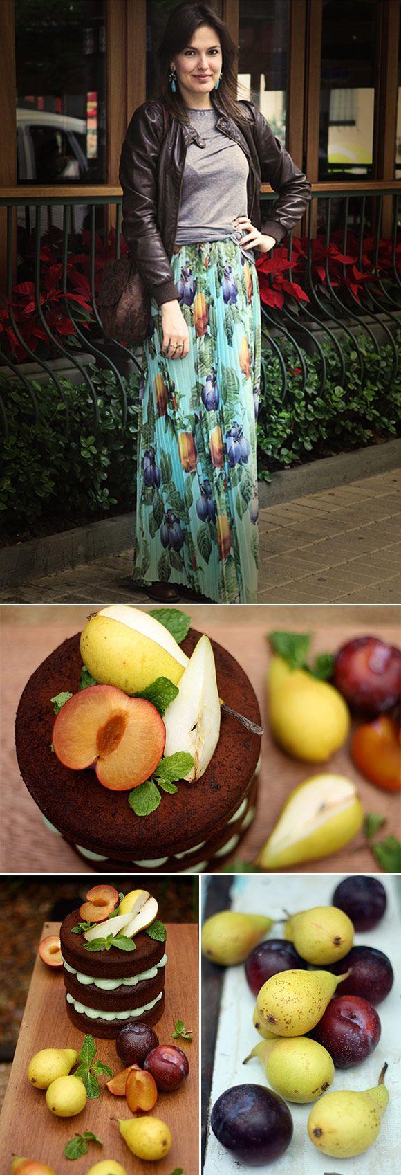 Achados da Bia | Look-comida | Frutas