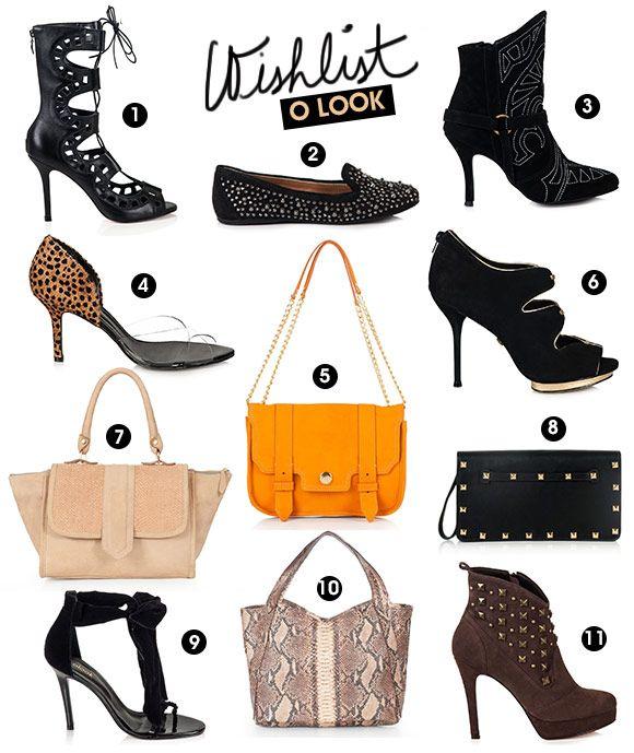 Achados de Bia | Moda | Wishlist | O Look