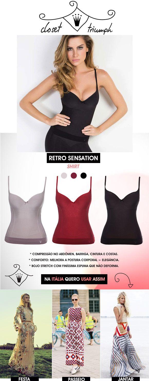 Retro Sensation Shirt