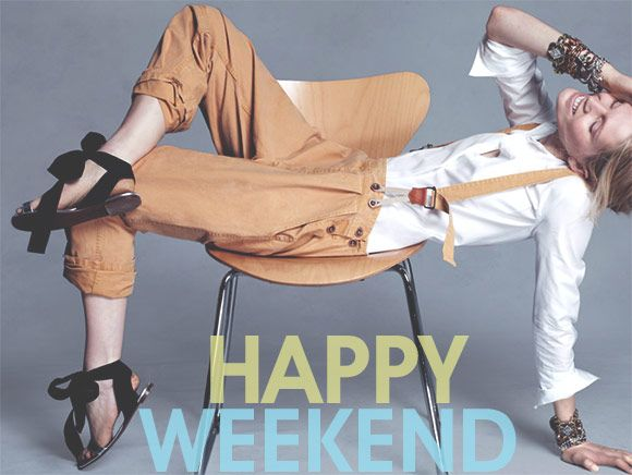 Achados da Bia | Happy Weekend | Estilo | J.Crew