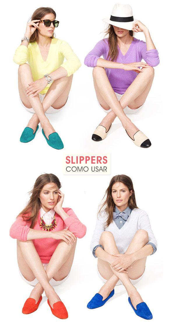 Achados da Bia | Moda | Como Usar | Slipper | J.Crew