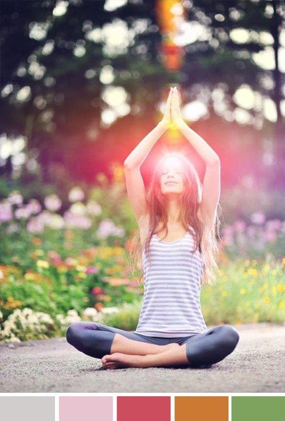 Achados da Bia | Inspiração do Dia | Yoga