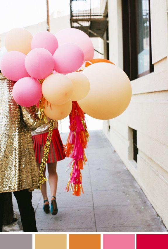 Inspiração do Dia | Festa | Aniversário | Geronimo Balloons