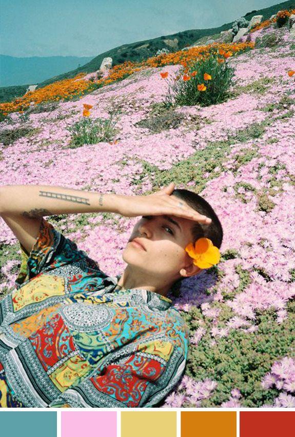 Inspiração do Dia | Sol, flores, descanso