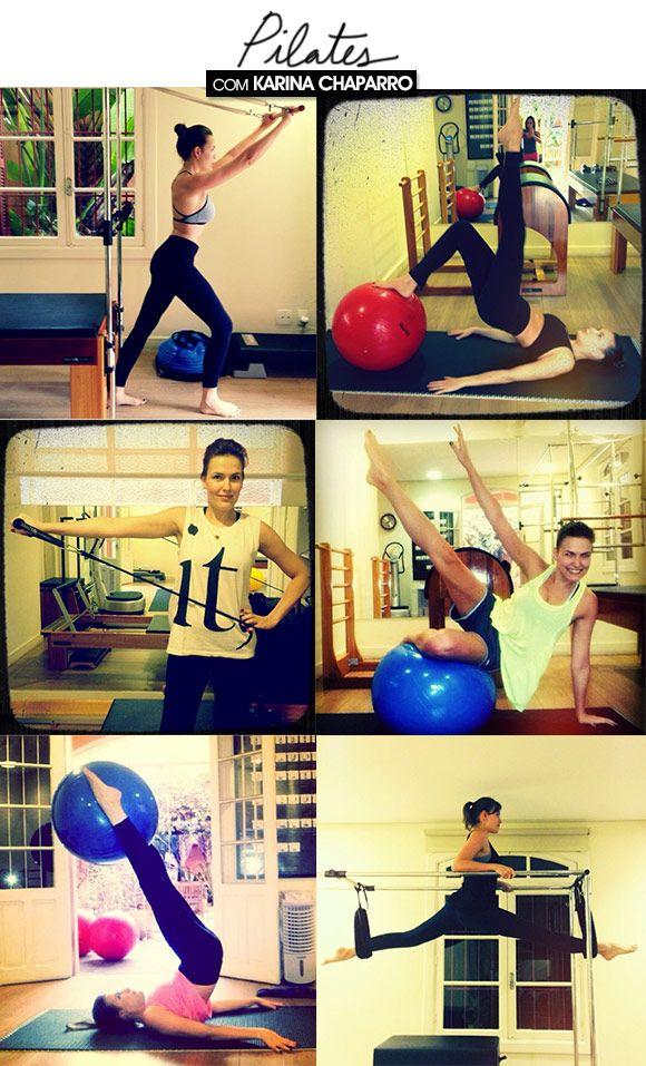 Achados da Bia | Pilates | Karina Chaparro