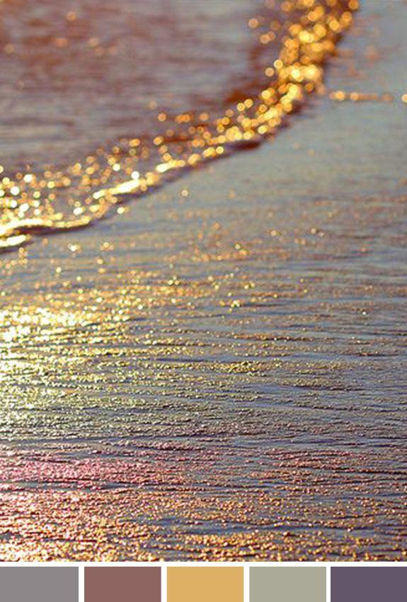Inspiração do Dia | Mar | Ondas | Cores