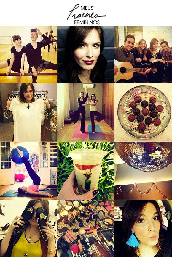 Achados da Bia | Publicidade | Lingerie | Shape Sensation | Triumph | Prazeres e Poderes Femininos