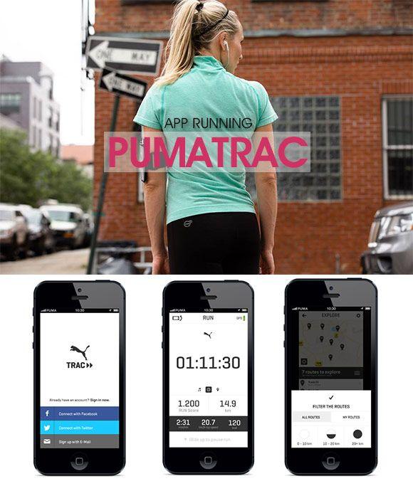 Achados da Bia | App | Corrida | Pumatrac