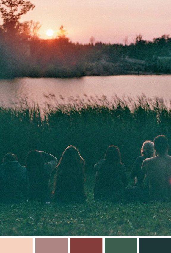 Achados da Bia | Inspiração do Dia | Fim de tarde com amigos