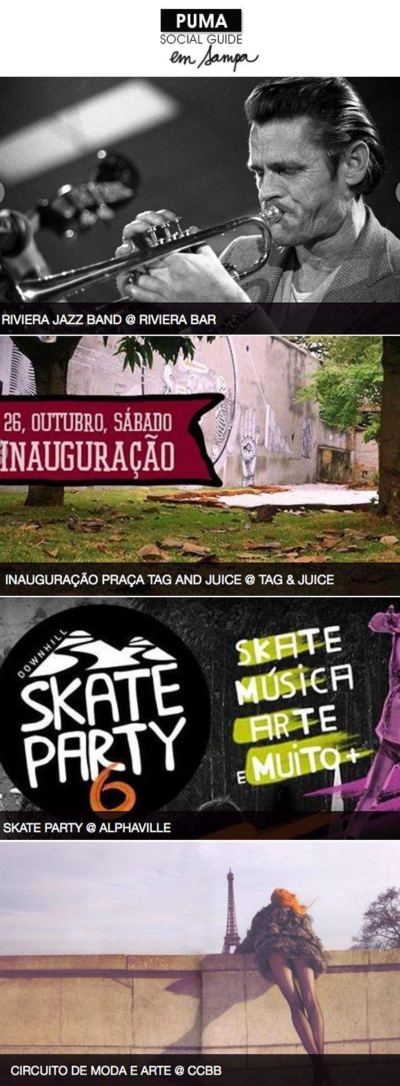 Achados da Bia | Puma Social Guide | São Paulo