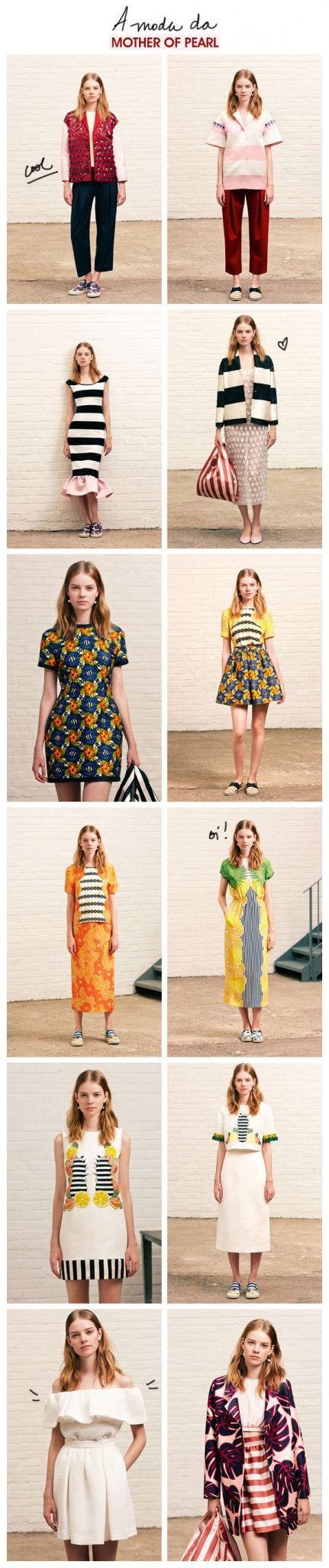 Achados da Bia | Moda | Design | Mother Of Pearl
