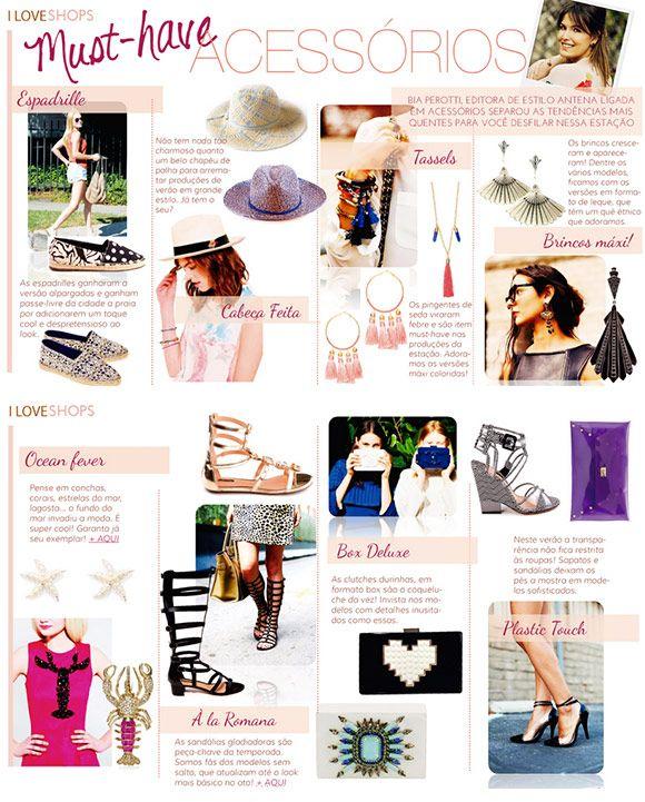Achados da Bia | I Love Mag | Especial Acessórios