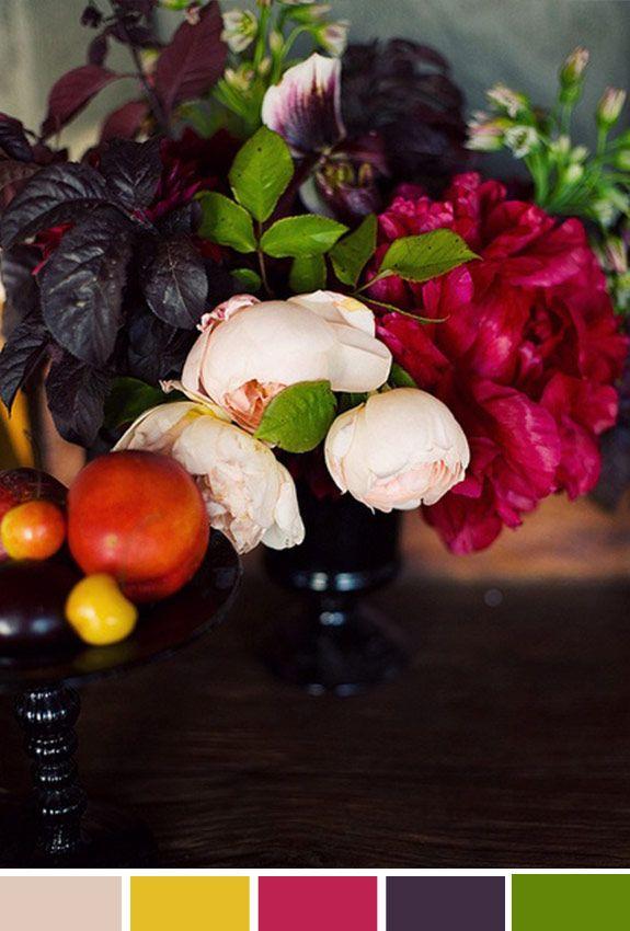 Achados da Bia | Inspiração do Dia | Arranjo floral