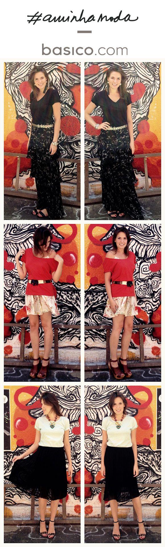 Achados da Bia | Looks | Basico.com